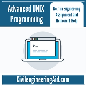 Advanced UNIX Programming Assignment Help