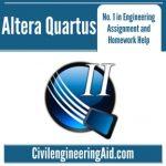 Altera Quartus