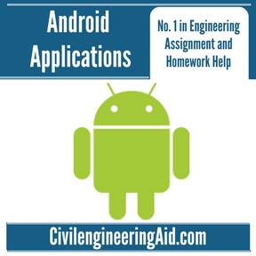 Android Applications Assignment Help