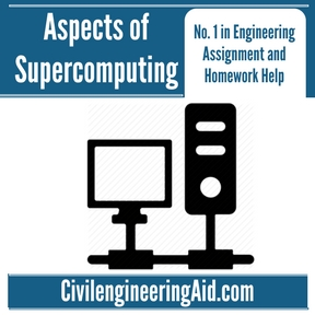 Aspects of Supercomputing Assignment Help