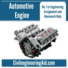 Automotive Engine Assignment Help