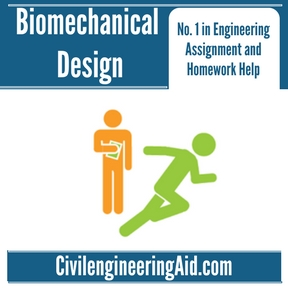 Biomechanical Design Assignment Help