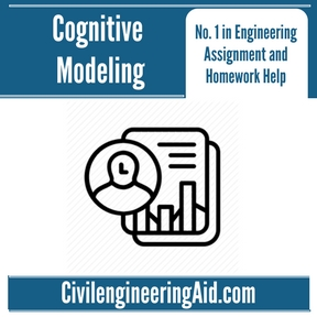 Cognitive Modeling Assignment Help