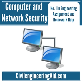 Computer and Network Security Assignment Help