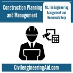 Construction Planning and Management