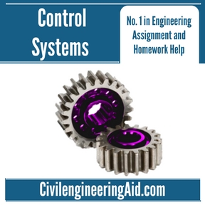 Control Systems Assignment Help