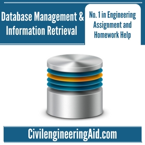 Database Management & Information Retrieval Assignment Help