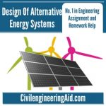 Design of Alternative Energy Systems