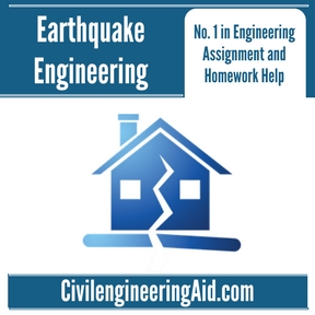Earthquake Engineering Assignment Help