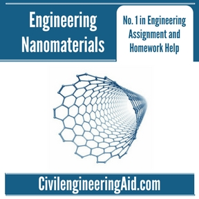 Engineering Nanomaterials Assignment Help
