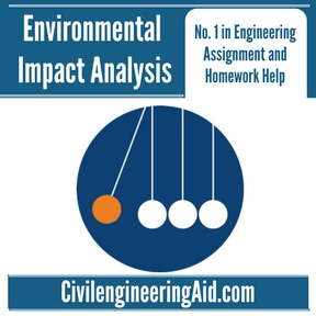 Environmental Impact Analysis Assignment Help