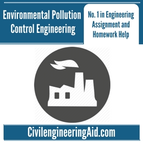 Environmental Pollution Control Engineering Assignment Help