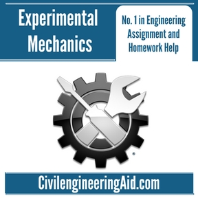 Experimental Mechanics Assignment Help