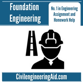 Foundation Engineering Assignment Help