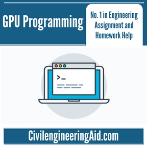 GPU Programming Assignment Help