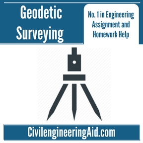 Geodetic Surveying Assignment Help