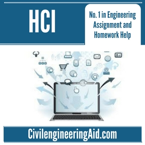 HCI Assignment Help