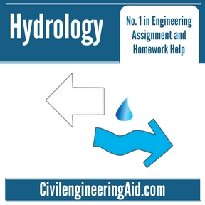 Hydrology Assignment Help