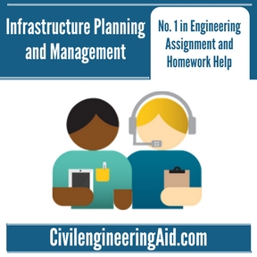 Infrastructure Planning and Management Assignment Help