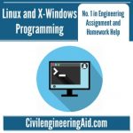 Linux and X-Windows Programming