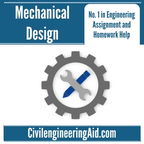 Mechanical Design Assignment Help