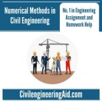 Numerical Methods in Civil Engineering