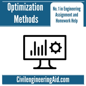 Optimization Methods Assignment Help