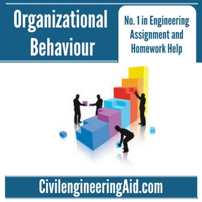Organizational Behaviour Assignment Help