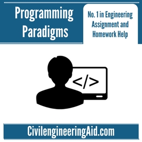Programming Paradigms Assignment Help