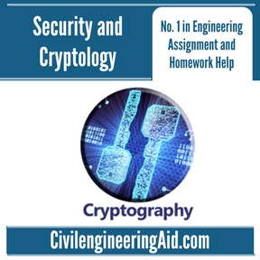 Security and Cryptology Assignment Help