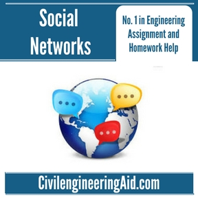Social Networks Assignment Help