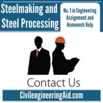 Steelmaking and Steel Processing