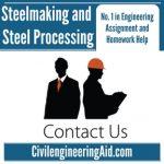 Steelmaking and Steel Processing
