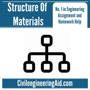 Structure Of Materials Assignment Help