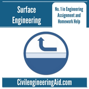 Surface Engineering Assignment Help