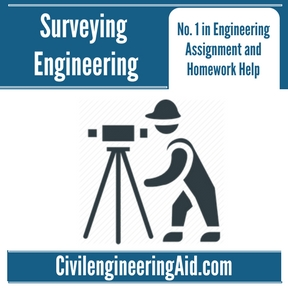 Surveying Engineering Assignment Help