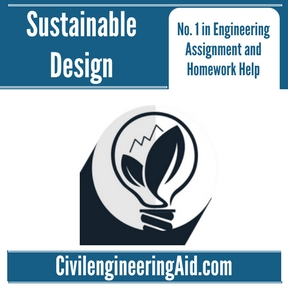 Sustainable Design Assignment Help