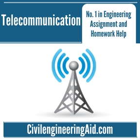 Telecommunication Assignment Help