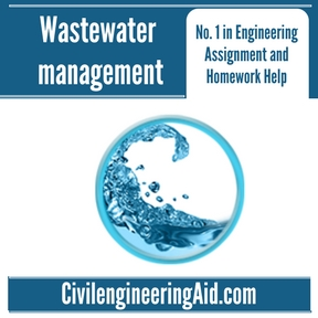 Wastewater management Assignment Help
