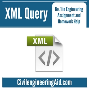 XML Query Assignment Help